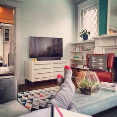 Living. via Inspired by Charm on Instagram: http://www.instagram.com/inspiredbycharm