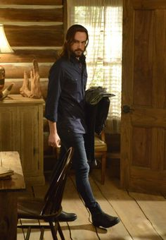 Will Abbie And Ichabod Hook Up
