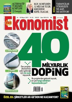 Ekonomist Dergisi, 12 - 18 Mayıs sayısı yayında! Hemen okumak için: http://www.dijimecmua.com/ekonomist/