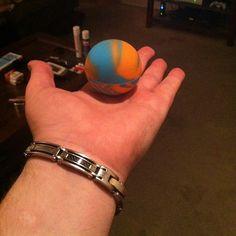 Sherbet Oil Slick Ball #oilslick #oilslickball #oilslickballs #oilslickpads #420 #BHO #dabs #errl #710