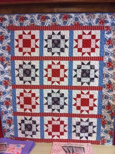 Country Rose Quilt -
