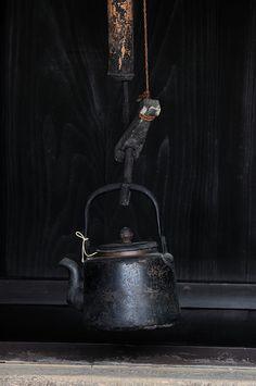 Japanese Old Kettle