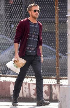 oh ryan, you're so hipster and cute.