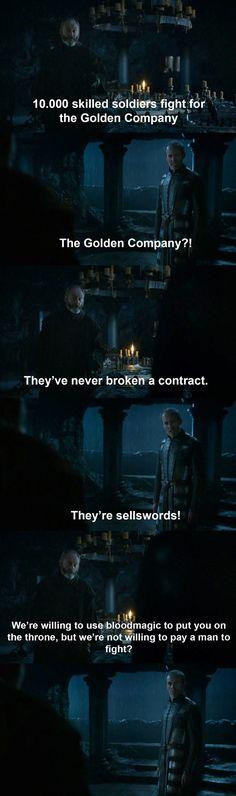 [S04] That's why he's Hand #got #agot #asoiaf