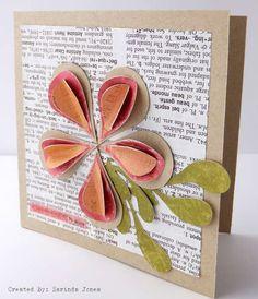 Card: Flower Card