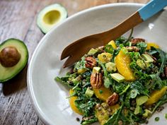 Lentil, Avocado and
