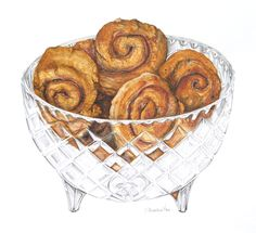 Buttermilk Cinnamon Scrolls
