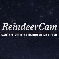 ReindeerCam - Santa's Official Reindeer Live Feed - Super FUN!!! Kids will love this!