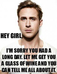 Happy Nurses Week Long day Ryan Gosling
