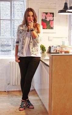 Bree Warren model style