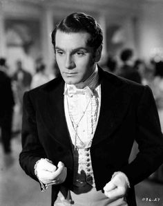 Laurence Olivier - Loved him as Mr. Darcy