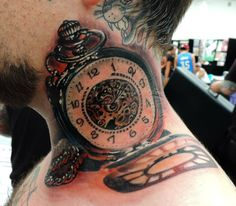 Tattoo Artist Matt Jordan  New Zealand