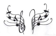music notes tattoos - Google Search  i like this one also. if i get this i want it on chest. ( remember all camo!!!