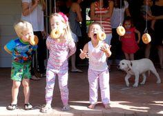 Girl's Birthday Party :: Pajama-O-Rama Theme