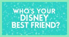 Quiz: Who's Your Disney Best Friend?