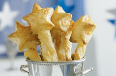Cheesy puff magic wands