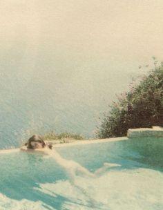 Marc Jacobs, 2002, swimming pool, ocean