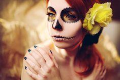 sugar skull. by ~photosofme on deviantART