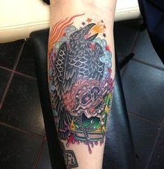 North carolina tattooers on pinterest tattoo artists for Wilmington nc tattoo