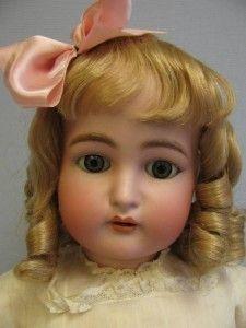antique Handwerck German bisque doll