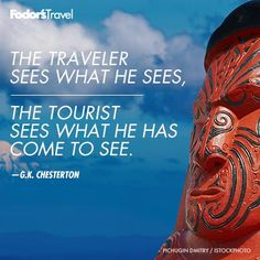 Travel with an open mind. travel quotes