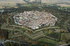Neuf-Brisach la fortificación más geométrica de Francia