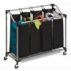 Elite Quad Laundry Sorter