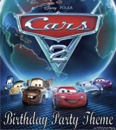 cars 2 party ideas