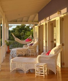 Country Verandahs On Pinterest Front Porches White