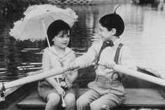 """""""He makes me melt like a popsicle on the fourth of July."""" Alfalfa and Darla...""""The Little Rascals"""""""