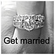 Bucket List - Get married