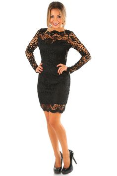 RESTOCK: American Dream Dress: Black #shophopes