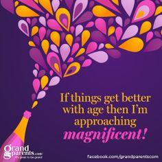 Very true! #aging #quotes #grandparents