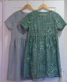 Two cotton dresses