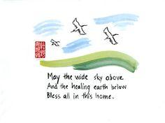 Zen Home Blessing