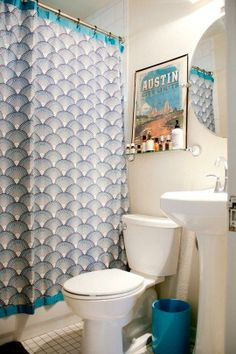 Small Bathroom Ideas: 6 Room Brightening Tips for Tiny, Windowless Bathrooms