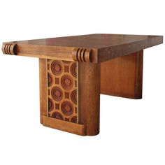 1stdibs   Table by Charles Dudouyt