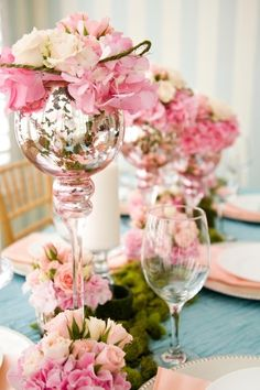 ♔ Table decoration