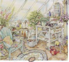 Kim Jacobs Gardener's Winter Dream