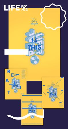 Neue Tempo by Marcel Akiyama, via Behance