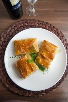 Leek and Feta Cheese pie | Greece