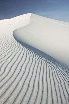 + White Sands National Monument [staircase]    By Images of Elbows on Flickr!