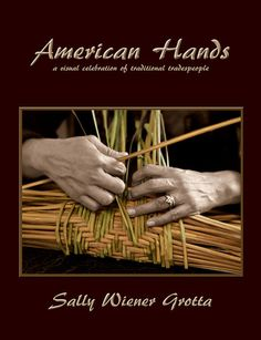 The first in the series of American Hands Journals features color photos and stores about John Choi (glassblower), Grace Hatton (spinner), Nate Favors (bowlmaker), Ray Oxenford (tinsmith) and two quilting guilds (the Milford Valley & Friends of the Heart Quilting Guild. (Links to a full preview of the American Hands Journal and a buy it button)