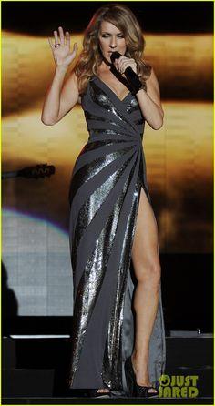 Celine Dion!Wow!