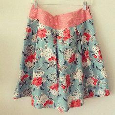 Flea Market Fancy skirt