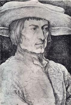 Lucas van Leyden - Albrecht Durer