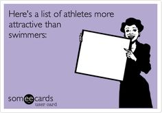 True story    From: What Should Swimmers Call Me