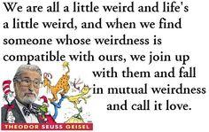 LOVE Dr. Seuss!