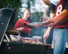 A tailgating doesn't have to be in the parking lot;  you can host one any where with these cool tailgating party ideas: http://www.thedailymeal.com/tailgating-party-ideas-you-need-try