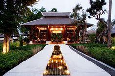 KOH SAMUI | Anantara Lawana, Thailand | via cntraveller.com
